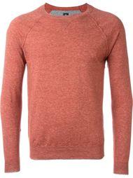 трикотажный свитер с круглым вырезом Eleventy