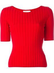 свитер с короткими рукавами  Tory Burch