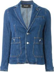 джинсовый пиджак Dsquared2