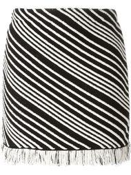 мини-юбка в полоску Sonia Rykiel