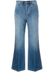 расклешенные джинсы  Marc By Marc Jacobs