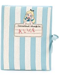 'Notebook Alice' clutch Olympia Le-Tan