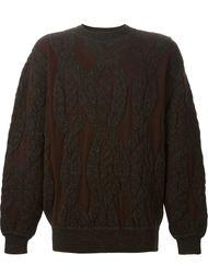 свитер свободного кроя Issey Miyake Vintage