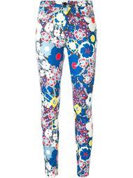 джинсы с принтом  Victoria Victoria Beckham