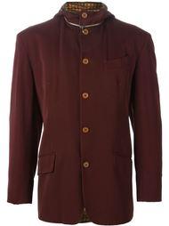 пиджак со съемным капюшоном Jean Paul Gaultier Vintage