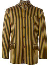 полосатый пиджак Jean Paul Gaultier Vintage