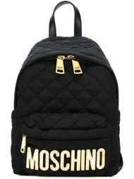 рюкзак со стеганым эффектом Moschino