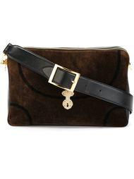 бархатная сумка на плечо  Roberta  Di Camerino Vintage
