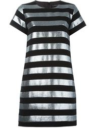 полосатое платье-футболка Marc By Marc Jacobs