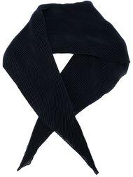плиссированный шарф Agnona