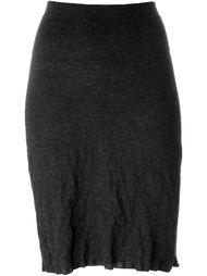 вязаная юбка  Lanvin Vintage