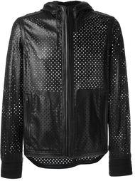 перфорированная куртка Givenchy