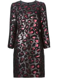 жаккардовое платье с люрексом Marc By Marc Jacobs