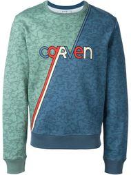 толстовка с логотипом  Carven