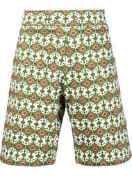 шорты  с принтом  Givenchy