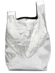 сумка-тоут с потертой отделкой Maison Margiela