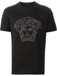 футболка с изображением Medusa Versace