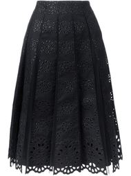 плиссированная юбка  Marc Jacobs