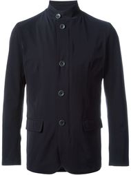 куртка с воротником-воронкой Herno