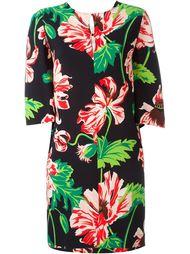 платье-туника с цветочным принтом Stella McCartney