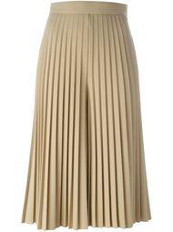 плиссированные кюлоты Givenchy