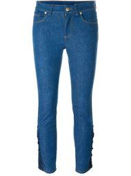 джинсы кроя слим   Alexander McQueen