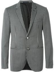 полосатый пиджак Lanvin