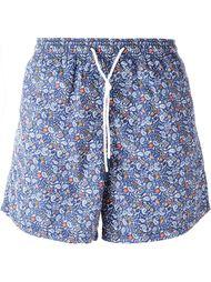 """плавательные шорты с принтом """"пейсли"""" Etro"""