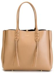 сумка-тоут с бахромой Lanvin