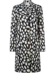 пальто с принтом  Lanvin