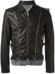 байкерская куртка 'Grent'  Golden Goose Deluxe Brand