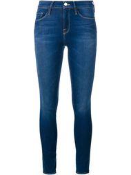 джинсы ультра скинни 'Le Skinny de Jeanne' Frame Denim