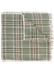 шарф в клетку Eleventy