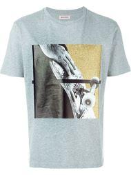 футболка с принтом  Palm Angels