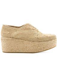 туфли на платформе 'Pinto'  Robert Clergerie