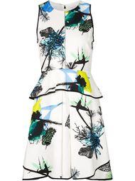 платье с цветочным принтом Proenza Schouler