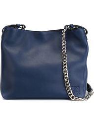 сумка на плечо с цепочной лямкой Loewe