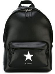 рюкзак с нашивкой звезды  Givenchy