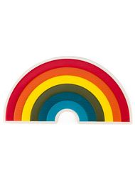 стикер 'Rainbow'  Anya Hindmarch