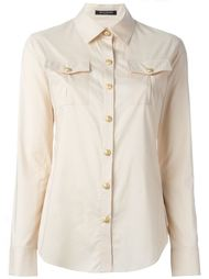 классическая рубашка  Balmain