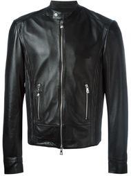 куртка с воротником-стойкой Versus