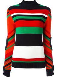 свитер 'Ottoman Stripe' J.W.Anderson