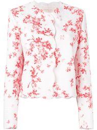 пиджак с фестончатой окантовкой Giambattista Valli