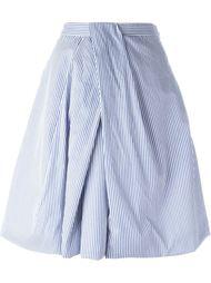 юбка в полоску Dsquared2
