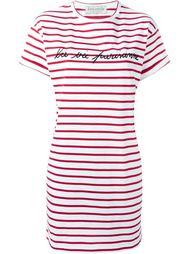 длинная футболка в полоску Être Cécile