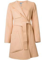 пальто с поясом  Sportmax