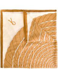 платок с принтом веревки Roberta  Di Camerino Vintage