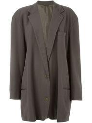 пиджак свободного кроя Romeo Gigli Vintage