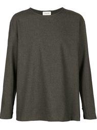 шелковый свитер Lemaire