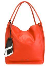 сумка-тоут с кисточкой Proenza Schouler